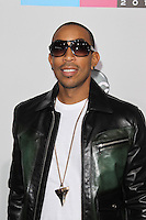 LOS ANGELES, CA - NOVEMBER 18: Ludacris at the 40th American Music Awards held at Nokia Theatre L.A. Live on November 18, 2012 in Los Angeles, California. Credit: mpi20/MediaPunch Inc. NortePhoto