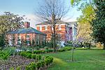 The Robert Mills House in Columbia, South Carolina, USA