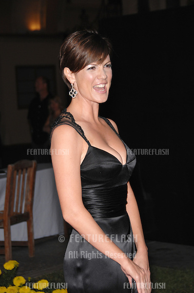 "Zoe McLellan at the premiere of her new TV series ""Dirty Sexy Money"" at the Paramount Theatre, Hollywood..September 24, 2007  Los Angeles, CA.Picture: Paul Smith / Featureflash"