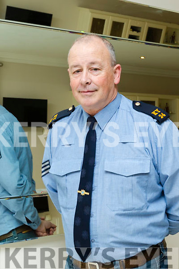 Sargent Diarmuid O'Shea of the Kerry Roads Policing Unit.
