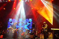 LONDON, ENGLAND - NOVEMBER 5: Niall Hone and Dave Brock of 'Hawkwind' performing at The Palladium on November 5, 2018 in London, England.<br /> CAP/MAR<br /> &copy;MAR/Capital Pictures