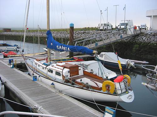 Sarnia in 2005 in Dingle