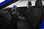 Front seat view of a 2018 Seat Leon Xcellence 5 Door Hatchback front seat car photos
