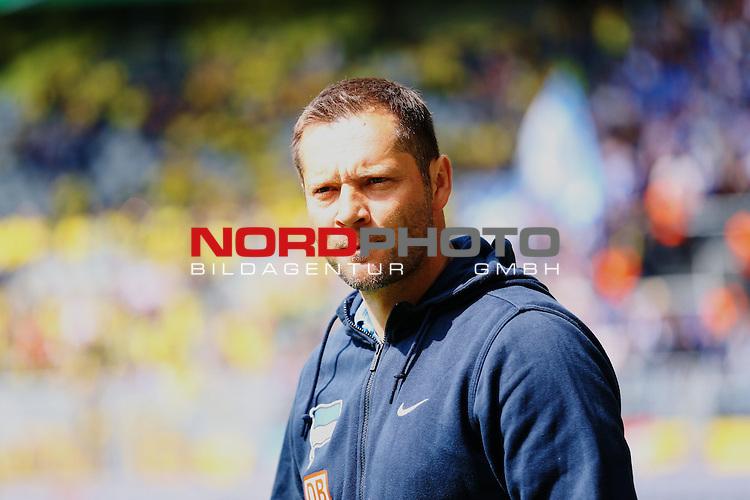 09.05.2015, Signal Iduna Park, Dortmund, GER, im Bild Pal Dardai ( Trainer Hertha BSC Berlin)<br /> <br /> Foto &copy; nordphoto / Rauch