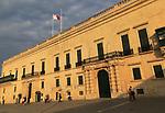 Grand Master's Palace building, Saint George's Square, Valletta, Malta