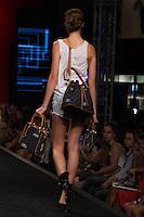 S&Atilde;O PAULO-SP-03.03.2015 - INVERNO 2015/MEGA FASHION WEEK - Grife Bir&ocirc;/<br /> O Shopping Mega Polo Moda inicia a 18&deg; edi&ccedil;&atilde;o do Mega Fashion Week, (02,03 e 04 de Mar&ccedil;o) com as principais tend&ecirc;ncias do outono/inverno 2015.Com 1400 looks das 300 marcas presentes no shopping de atacado.Br&aacute;z-Regi&atilde;o central da cidade de S&atilde;o Paulo na manh&atilde; dessa segunda-feira,02.(Foto:Kevin David/Brazil Photo Press)