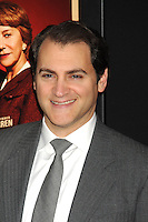 NEW YORK, NY - NOVEMBER 18: Michael Stuhlbarg at the 'Hitchcock' New York Premiere at Ziegfeld Theatre on November 18, 2012 in New York City. Credit: mpi01/MediaPunch inc. NortePhoto