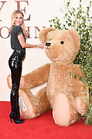 "Kimberley Garner<br /> arriving for the World Premiere of ""Goodbye Christopher Robin"" at the Odeon Leicester Square, London<br /> <br /> <br /> ©Ash Knotek  D3311  20/09/2017"