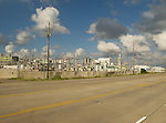 Freeport - Petrochemical refinery .