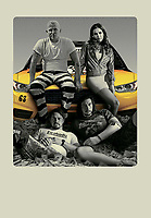 Logan Lucky (2017) <br /> Promotional art with Daniel Craig, Channing Tatum, Riley Keough &amp; Adam Driver<br /> *Filmstill - Editorial Use Only*<br /> CAP/KFS<br /> Image supplied by Capital Pictures