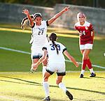 2016 BYU Women's Soccer - NCAA vs Oklahoma
