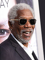 "WESTWOOD, LOS ANGELES, CA, USA - APRIL 10: Morgan Freeman at the Los Angeles Premiere Of Warner Bros. Pictures And Alcon Entertainment's ""Transcendence"" held at Regency Village Theatre on April 10, 2014 in Westwood, Los Angeles, California, United States. (Photo by Xavier Collin/Celebrity Monitor)"
