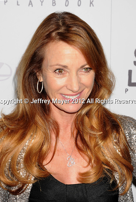BEVERLY HILLS, CA - NOVEMBER 19: Jane Seymour  arrives at the 'Silver Linings Playbook' - Los Angeles Special Screening at the Academy of Motion Picture Arts and Sciences on November 19, 2012 in Beverly Hills, California.