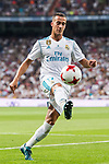 Lucas Vazquez of Real Madrid during their Supercopa de Espana Final 2nd Leg match between Real Madrid and FC Barcelona at the Estadio Santiago Bernabeu on 16 August 2017 in Madrid, Spain. Photo by Diego Gonzalez Souto / Power Sport Images