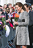 11.02.2015, Margate; UK: KATE, DUCHESS OF CAMBRIDGE<br />Patron, National Portrait Gallery, visited Turner Contemporary, Margate.<br />A pregnant Kate who is expected to delivery her second child next month, visited the 'Self: Image and Identity' exhibition which includes the last self-portrait by Sir Anthony Van Dyck, recently acquired for the nation by the National Portrait Gallery through a public appeal with The Art Fund. She also toured the gallery and  met artists whose works are in the exhibition.<br />MANDATORY PHOTO CREDIT: &copy;Dias/NEWSPIX INTERNATIONAL<br /><br />(Failure to credit will incur a surcharge of 100% of reproduction fees)<br /><br />**ALL FEES PAYABLE TO: &quot;NEWSPIX  INTERNATIONAL&quot;**<br /><br />Newspix International, 31 Chinnery Hill, Bishop's Stortford, ENGLAND CM23 3PS<br />Tel:+441279 324672<br />Fax: +441279656877<br />Mobile:  07775681153<br />e-mail: info@newspixinternational.co.uk