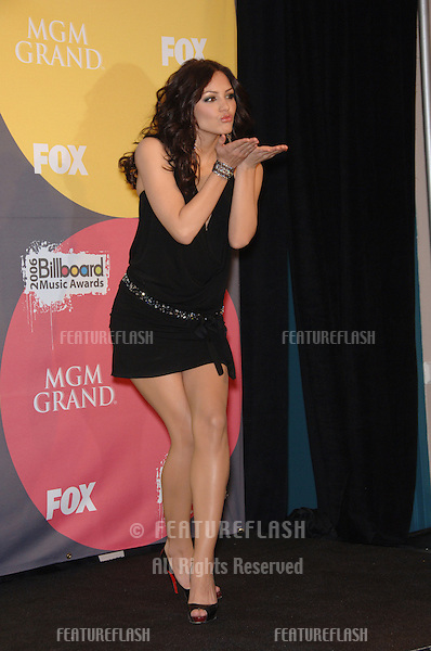 KATHARINE McPHEE at the 2006 Billboard Music Awards at the MGM Grand, Las Vegas..December 4, 2006  Las Vegas, NV.Picture: Paul Smith / Featureflash