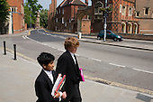 Pupils at Eton College.