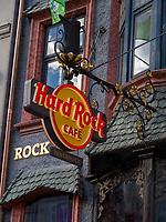 Hard Rock Caf&eacute;, Maria-Theresien-Stra&szlig;e, Innsbruck, Tirol, &Ouml;sterreich, Europa<br /> Hard Rock Caf&eacute;, Maria-Theresien St.,Innsbruck, Tyrol, Austria, Europe