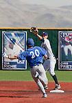 2012 Nevada Baseball vs Santa Barbara