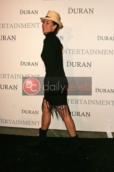 """Minnie Driver<br />at """"An Evening with Tony Duran"""". Interior Illusions, West Hollywood, CA. 10-12-06<br />Dave Edwards/DailyCeleb.com 818-249-4998"""