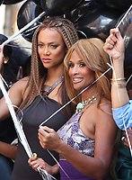 Tyra Banks, Beverly Johnson<br /> 2008<br /> Photo By John Barrett/CelebrityArchaeology.com