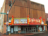 The Fox Theatre in Centralia, Washington.
