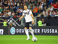 Niklas Süle (Deutschland Germany) - 09.09.2018: Deutschland vs. Peru, Wirsol Arena Sinsheim, Freundschaftsspiel DISCLAIMER: DFB regulations prohibit any use of photographs as image sequences and/or quasi-video.