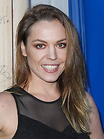 SANTA MONICA, CA, USA - MAY 16: Agnes Bruckner at the Nautica And LA Confidential's Oceana Beach House Party held at the Marion Davies Guest House on May 16, 2014 in Santa Monica, California, United States. (Photo by Xavier Collin/Celebrity Monitor)