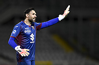 Salvatore Sirigu of Torino FC reacts during the Serie A football match between Torino FC and Udinese at Olimpico stadium in Torino ( Italy ), June 23th, 2020. Play resumes behind closed doors following the outbreak of the coronavirus disease. <br /> Photo Image Sport / Insidefoto