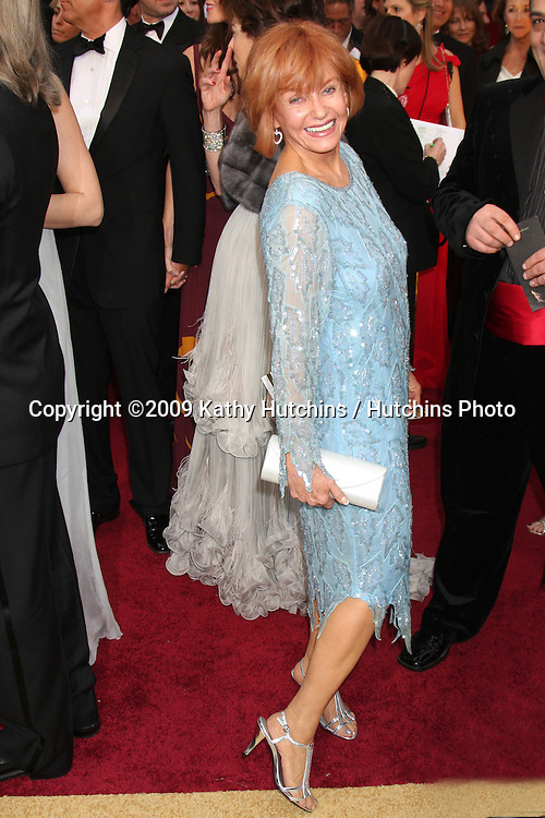 Sharon Farrell   arriving at the 81st Academy Awards at the Kodak Theater in Los Angeles, CA  on.February 22, 2009.©2009 Kathy Hutchins / Hutchins Photo...                .
