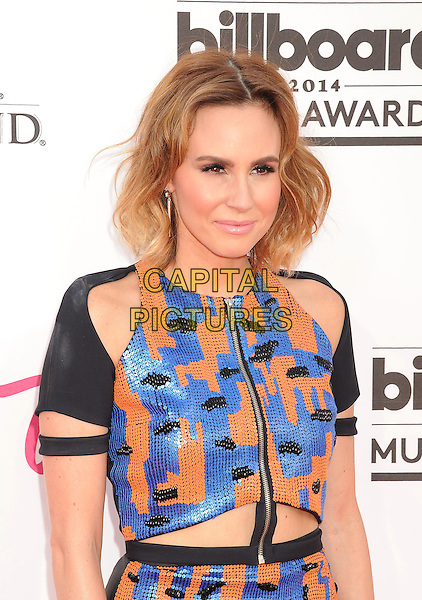 LAS VEGAS, CA- MAY 18: TV personality Keltie Knight arrives at the 2014 Billboard Music Awards at the MGM Grand Garden Arena on May 18, 2014 in Las Vegas, Nevada.<br /> CAP/ROT/TM<br /> &copy;Tony Michaels/Roth Stock/Capital Pictures