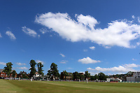 General view of play during Surrey CCC vs Essex CCC, Specsavers County Championship Division 1 Cricket at Guildford CC, The Sports Ground on 10th June 2017