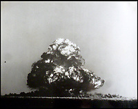 Unseen album reveals Britain's nuclear testing program of the 1950's.