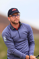Benedikt Thalmayr (GER) on the 5th tee during Round 1 of the The Amateur Championship 2019 at The Island Golf Club, Co. Dublin on Monday 17th June 2019.<br /> Picture:  Thos Caffrey / Golffile<br /> <br /> All photo usage must carry mandatory copyright credit (© Golffile | Thos Caffrey)