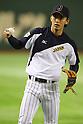 Kenta Imamiya (JPN),<br /> NOVEMBER 15, 2014 - Baseball : <br /> 2014 All Star Series Game 3 between Japan 4-0 MLB All Stars <br /> at Tokyo Dome in Tokyo, Japan. <br /> (Photo by Shingo Ito/AFLO SPORT)[1195]