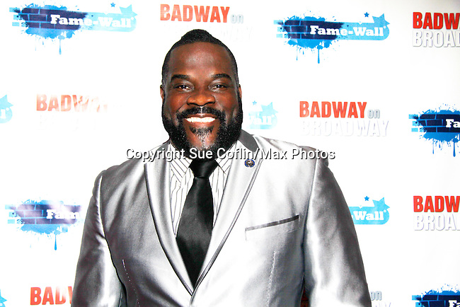 Broadway performer Phillip Boykin (Porgy and Bess) performs at New Year's Eve 2016 at The Copacabana, New York City, New York. (Photo by Sue Coflin/Max Photos)  suemax13@optonline.net