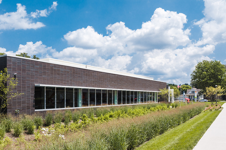 CML Northern Lights Library Branch | Design Group