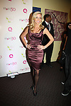 "Camille Grammer at QVC presents ""FFANY SHOES ON SALE"" at Frederick P. Rose Hall, Home of Jazz at Lincoln Center on October 13, 2010 in New York City, New York. (Photo By Sue Coflin/Max Photos)"