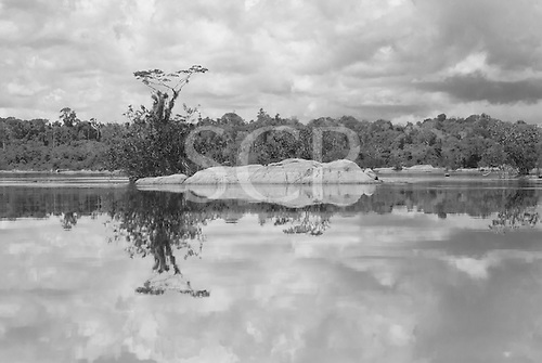 Pará State, Brazil. Xingu River.