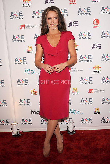 WWW.ACEPIXS.COM . . . . . .May 9, 2012...New York City.... Jennifer Love Hewitt attends the A&E Networks 2012 Upfront at Lincoln Center on May 9, 2012  in New York City ....Please byline: KRISTIN CALLAHAN - ACEPIXS.COM.. . . . . . ..Ace Pictures, Inc: ..tel: (212) 243 8787 or (646) 769 0430..e-mail: info@acepixs.com..web: http://www.acepixs.com .