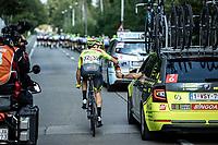 Tom Paquot (BEL/Bingoal WB)<br /> <br /> Heistse Pijl 2020<br /> One Day Race: Heist-op-den-Berg > Heist-op-den-Berg 190km  (UCI 1.1)<br /> ©kramon