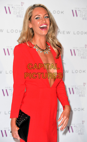 LONDON, ENGLAND - NOVEMBER 06: Josie Gibson at the New Look Winter Wishes Ball, Battersea Evolution, Battersea Park on November 6th, 2013 in London, England, UK.<br /> CAP/PP/GM<br /> &copy;Gary Mitchell/PP/Capital Pictures
