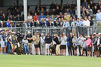 Adam Hadwin (International) on the 10th fairway during the First Round - Four Ball of the Presidents Cup 2019, Royal Melbourne Golf Club, Melbourne, Victoria, Australia. 12/12/2019.<br /> Picture Thos Caffrey / Golffile.ie<br /> <br /> All photo usage must carry mandatory copyright credit (© Golffile | Thos Caffrey)