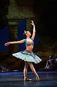 London, UK. 12.01.2016. English National Ballet present Le Corsaire, at the London Coliseum. Picture shows: Laurretta Summerscales (Medora). Photograph © Jane Hobson.