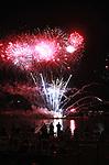 Riverview Medical Center Foundation Fireworks on the Navesink.