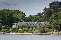 France, Morbihan (56), Golfe du Morbihan, Îles Logoden,  Golfe du Morbihan, Île Irus  // France, Morbihan, Gulf of Morbihan, Irus Island