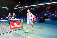 Rotterdam, The Netherlands, Februari 8, 2016,  ABNAMROWTT, Lukas Rosol (CZE), Fly Emirates<br />