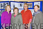 Breda Falvey, Anne O'Sullivan, Maura O'Doyle and Sheila Kirschhofer at the Killorglin CYMS 60th anniversary celebrations on Saturday