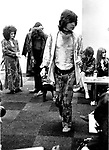 Rolling Stones 1970 Mick Jagger..