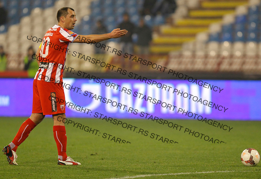 Fudbal Kup Srbije season 2013-2014<br /> Crvena Zvezda v Vojvodina<br /> Nenad Milijas<br /> Beograd, 04.12.2013.<br /> foto: Srdjan Stevanovic/Starsportphoto &copy;